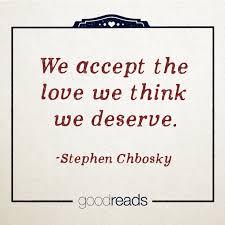 accept the love