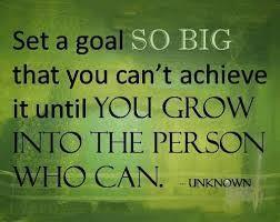 goal and grow