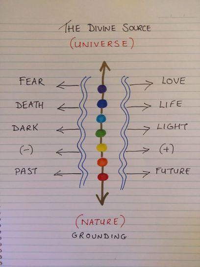 the flow diagram